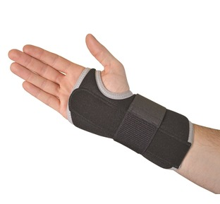 Stabilised Wrist Support