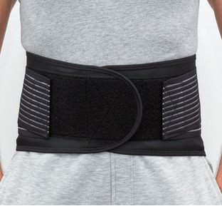 Double Pull Back Support Brace