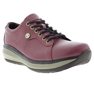 Joya Womens | Paris II Shoe | Burgundy