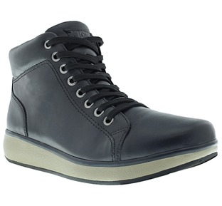 Joya Womens | Sonja High Top Shoe | Black