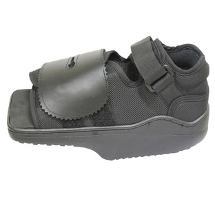 Off-loader Heel Shoe