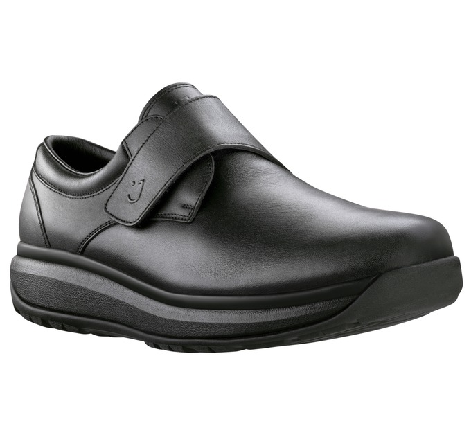 Joya Mens | Edward Shoe | Black