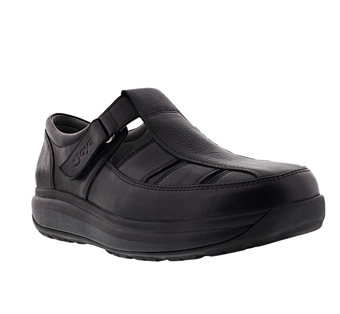 Joya Mens | Fisherman Shoe | Black