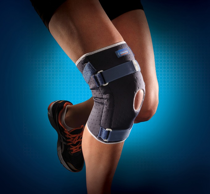 Reinforced Knee Support